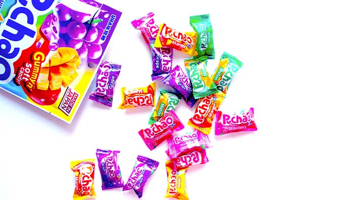 Puchao candies