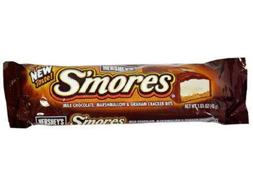 childhood snacks S'mores