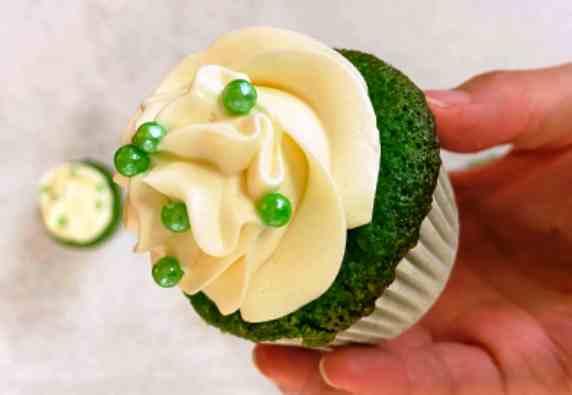 calajo catering pandan cupcakes