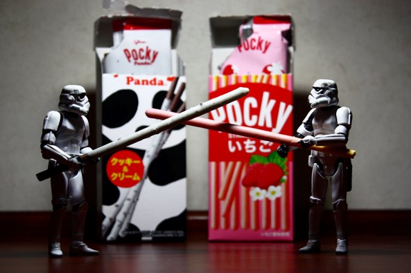iconic asian snacks pocky