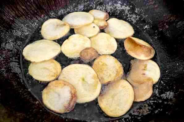 quarantine snacks potato chips