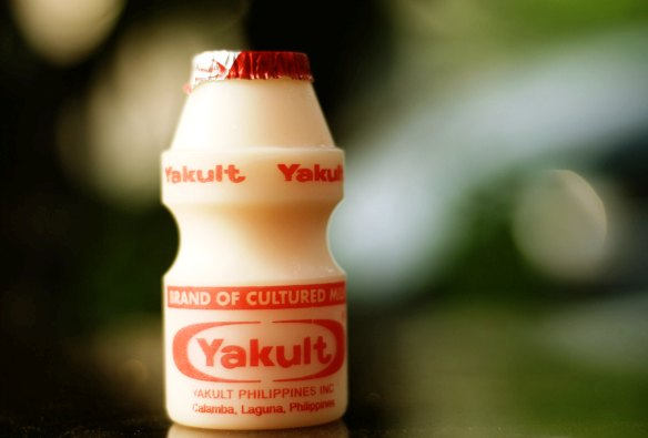 iconic asian snacks yakult