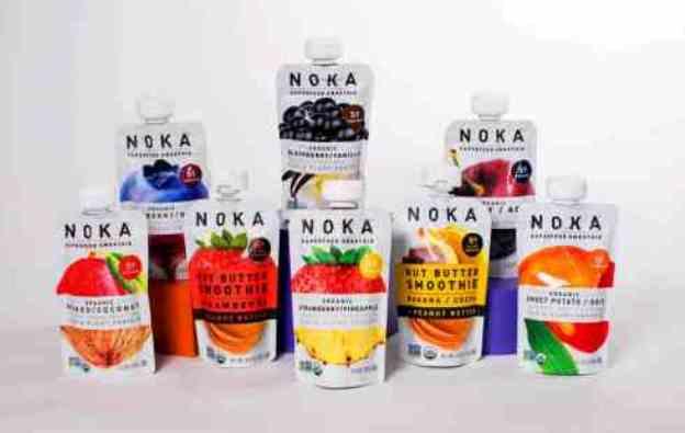 best vegan snacks NOKA