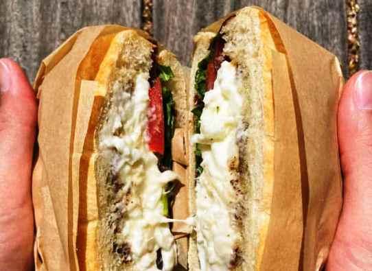 burrata house panini