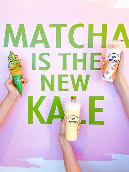 matcha maiko review