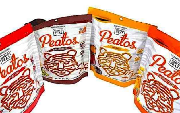 best vegan snacks peatos