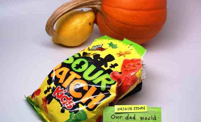 best vegan snacks sour patch