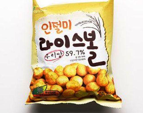 best korean snacks azuki